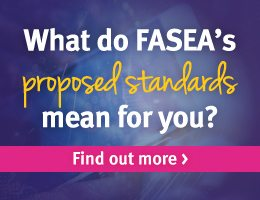 What do FASEA's proposed standard mean for you? Find out more >