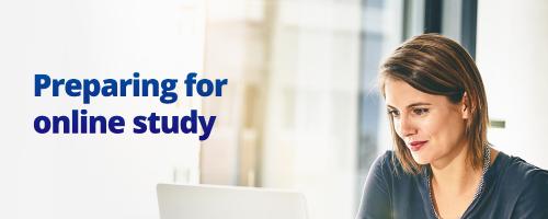 Preparing for online study
