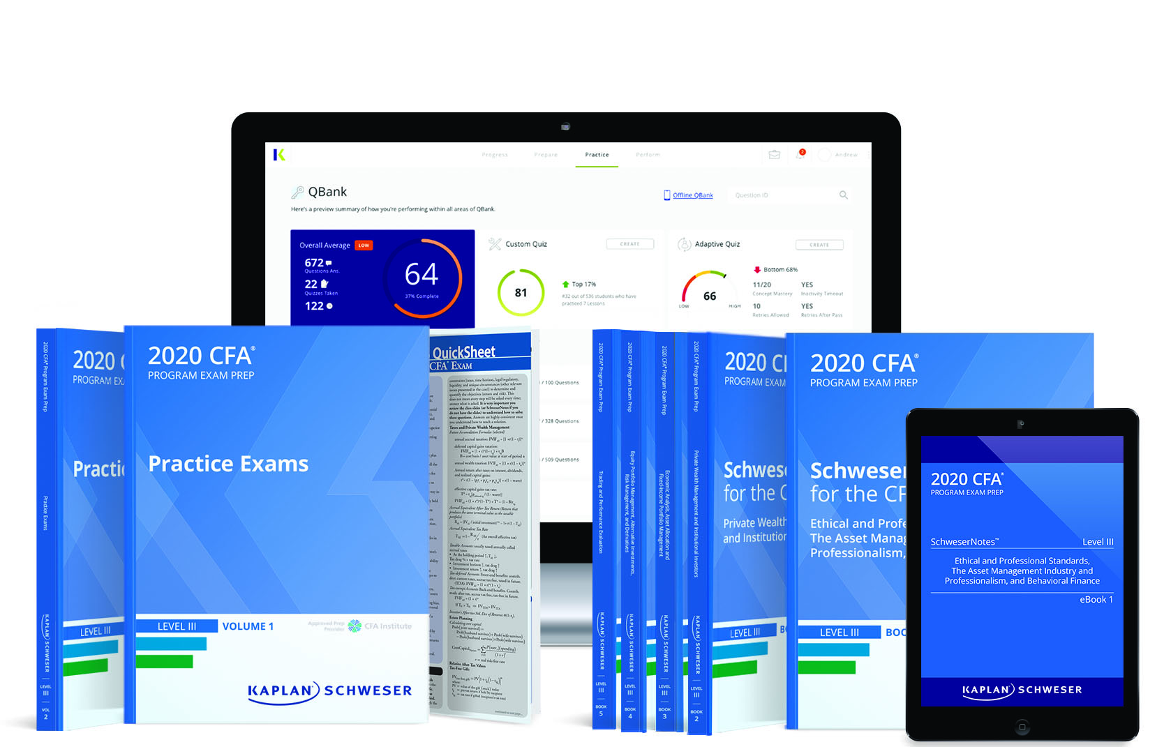 CFA® 2020 June Level III - Study Solutions | Kaplan Schweser