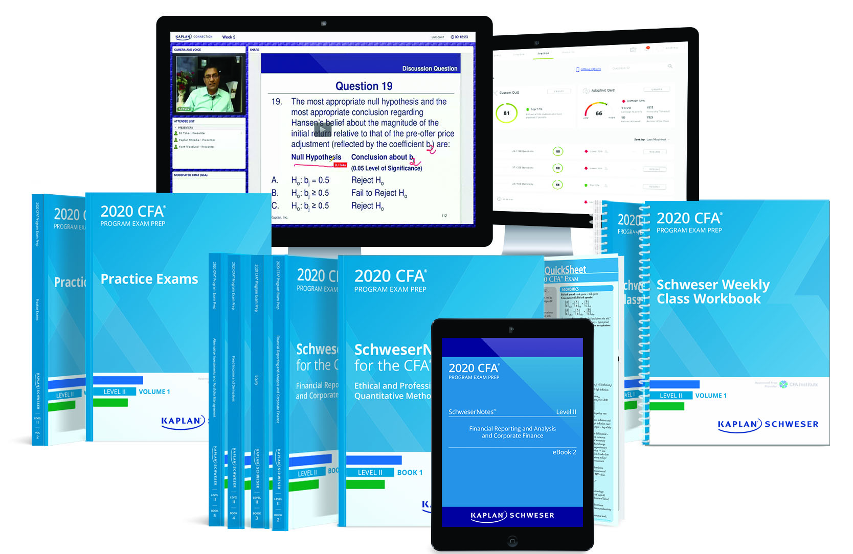 CFA® 2020 June Level II – Study Solutions   Kaplan Schweser
